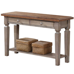 Barnwell Sofa Table Table by Winners Only