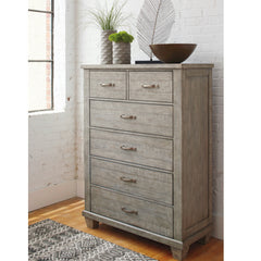 Naydell 5-Drawer Chest by Signature Design by Ashley