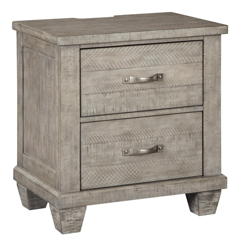 Naydell 2-Drawer Nightstand by Signature Design by Ashley
