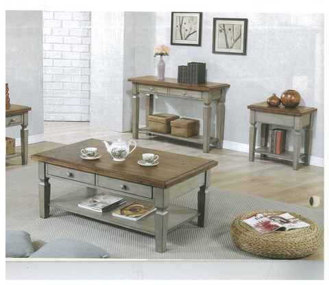 Barnwell 2 Drawer Coffee Table By Winners Only