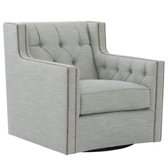 Candace Swivel Chair by Bernhardt