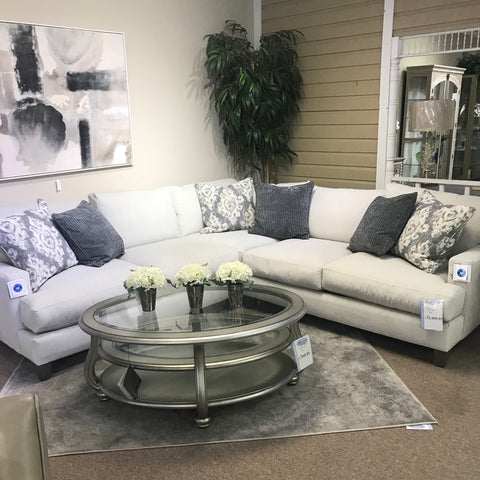 Mila 3-Piece Sectional by Bernhardt