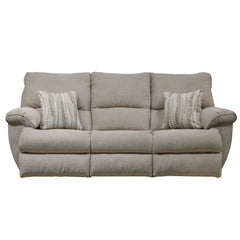 Sadler Reclining Sofa with Drop Down Table by Jackson Furniture