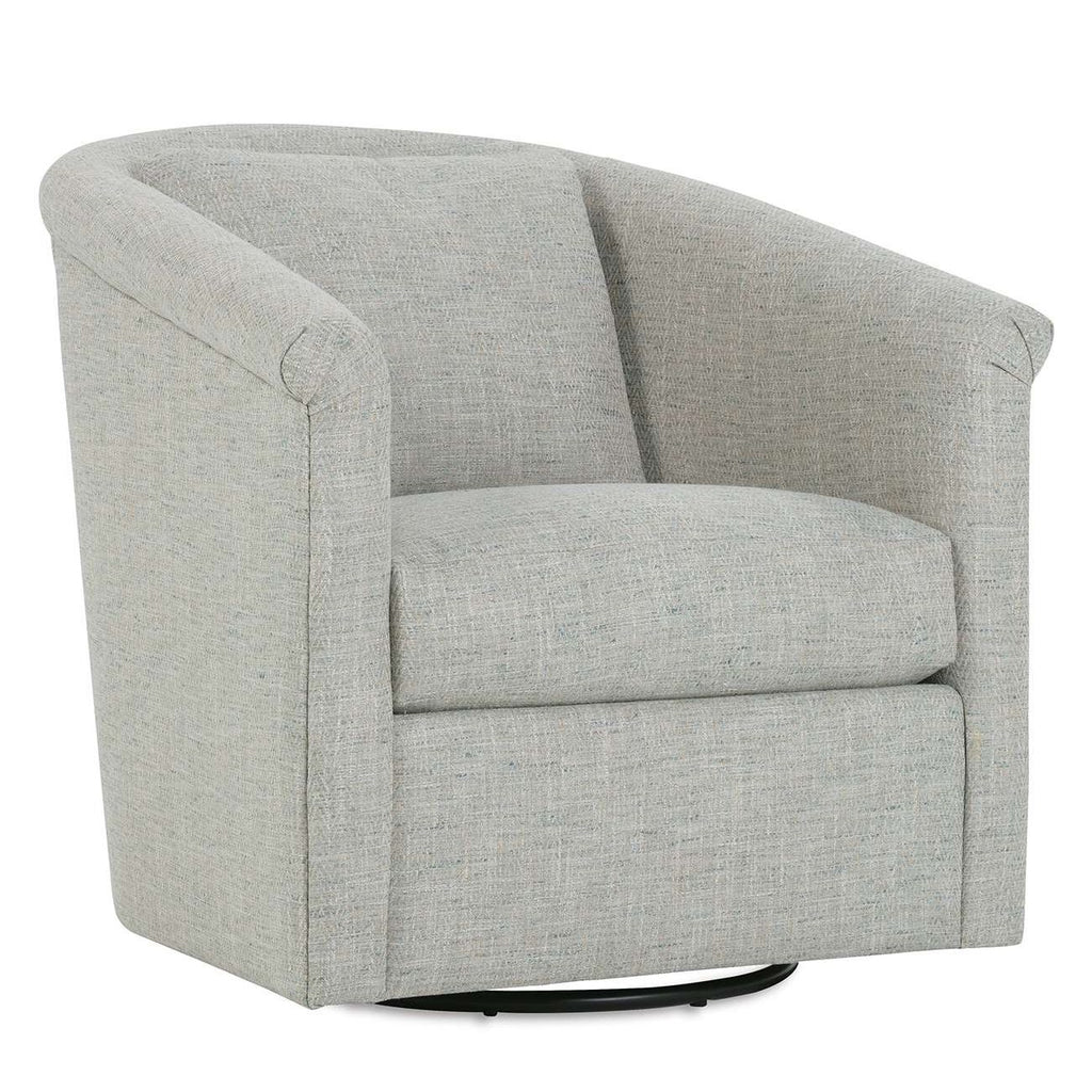Wrenn Swivel Chair by Rowe