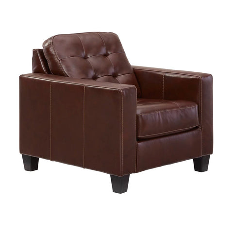 Altonbury Leather Match Chair by Signature Design by Ashley