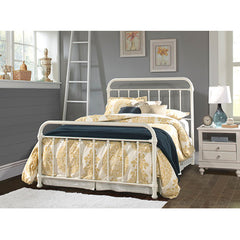 Kirkland Queen Metal Bed by Hillsdale