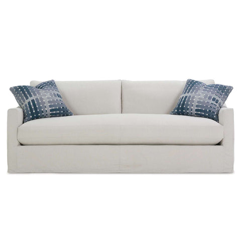 Bradford Bench Slipcover Sofa by Rowe