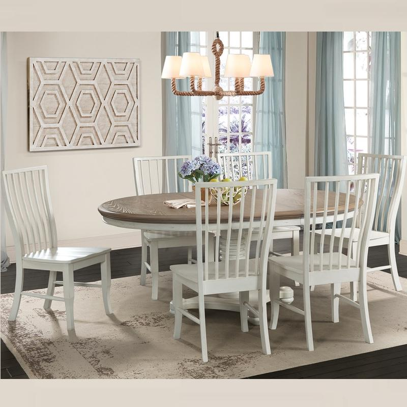 Bristol Bay 7-Piece Extendable Dinette by Elements