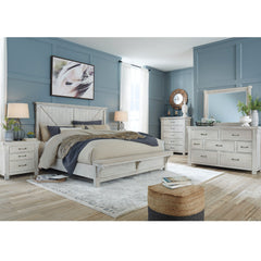 Brashland Queen Panel Bed by Signature Design by Ashley