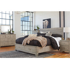 Naydell Queen Bed With Storage by Signature Design by Ashley