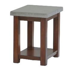 Cascade Chairside Table by Progressive