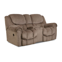 Delmar Rocking Console Loveseat by HomeStretch
