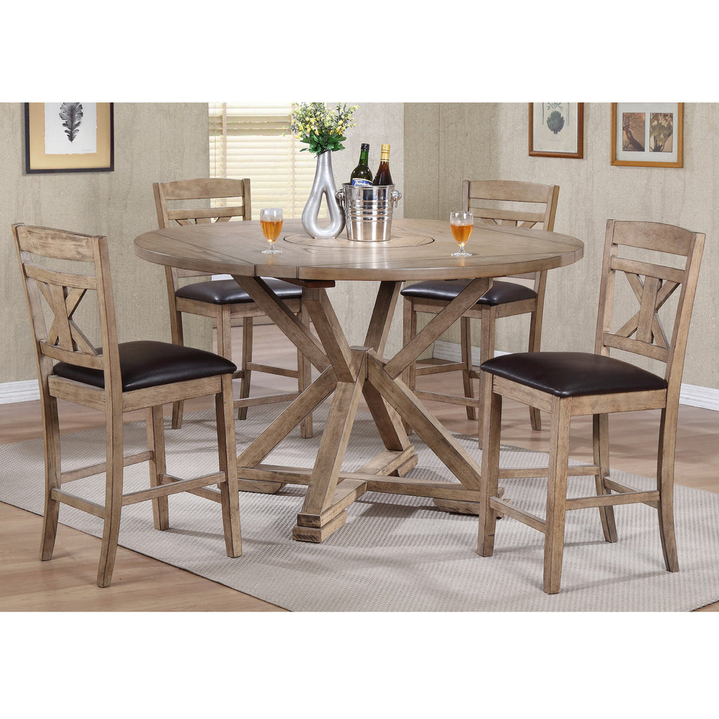 Grandview 5-Piece Dinette by Winners Only