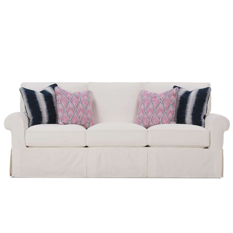 Easton Slip Cover Sofa by Rowe