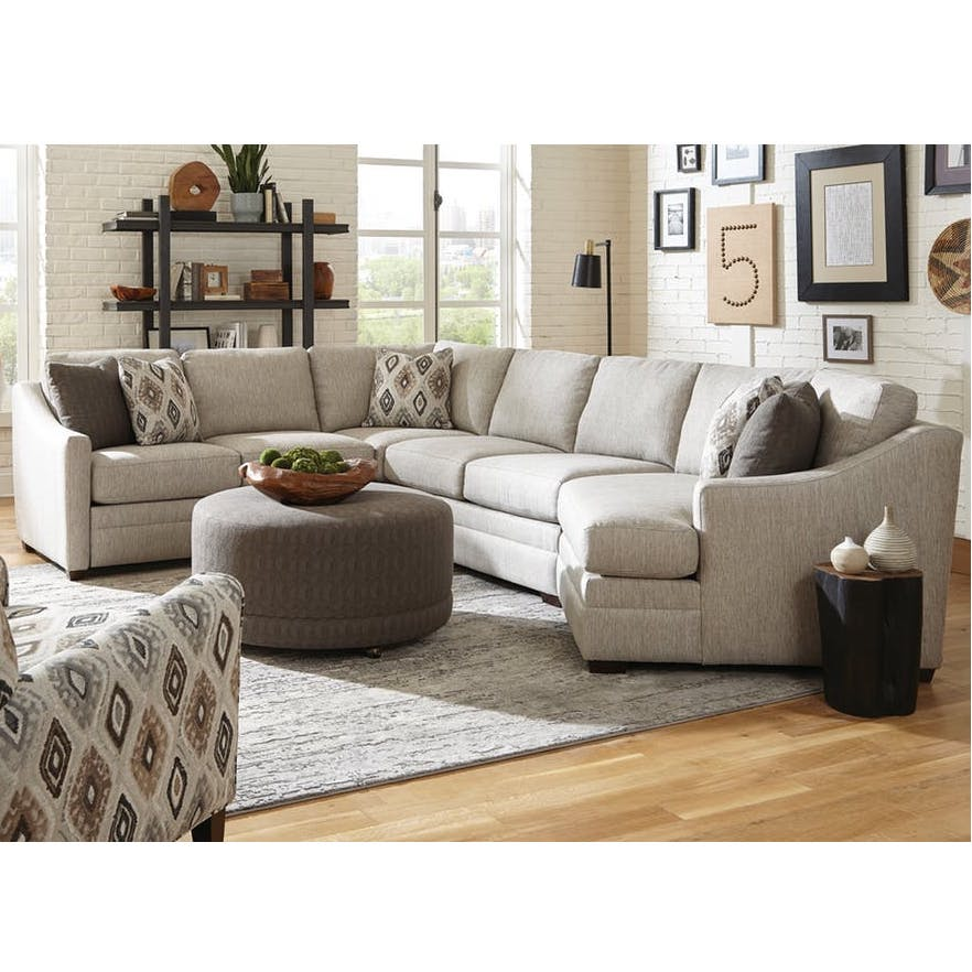 F9 3-Piece Sectional by Craftmaster