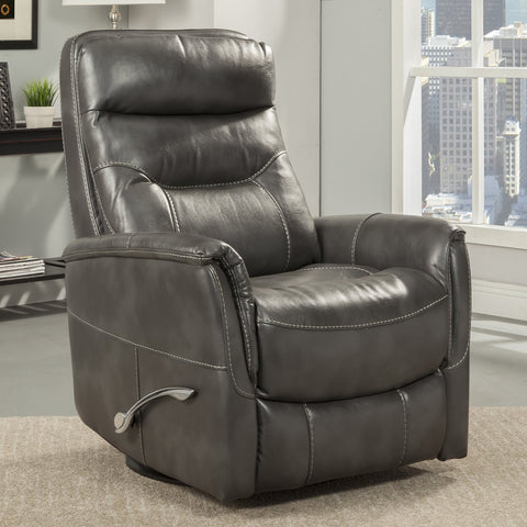 Gemini Flint Swivel Glider Recliner by Parker House