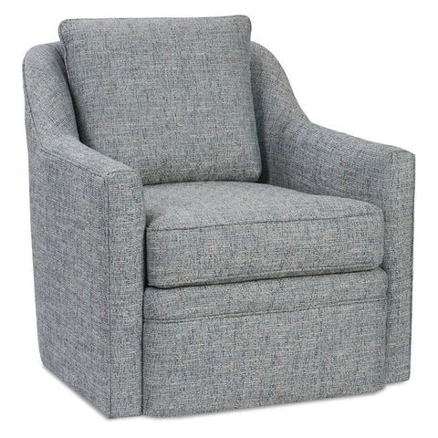 Hollins Swivel Chair by Rowe