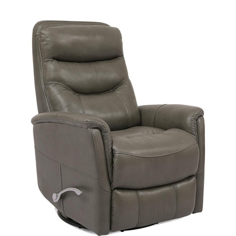 Gemini Leather Swivel Glider Recliner by Parker House
