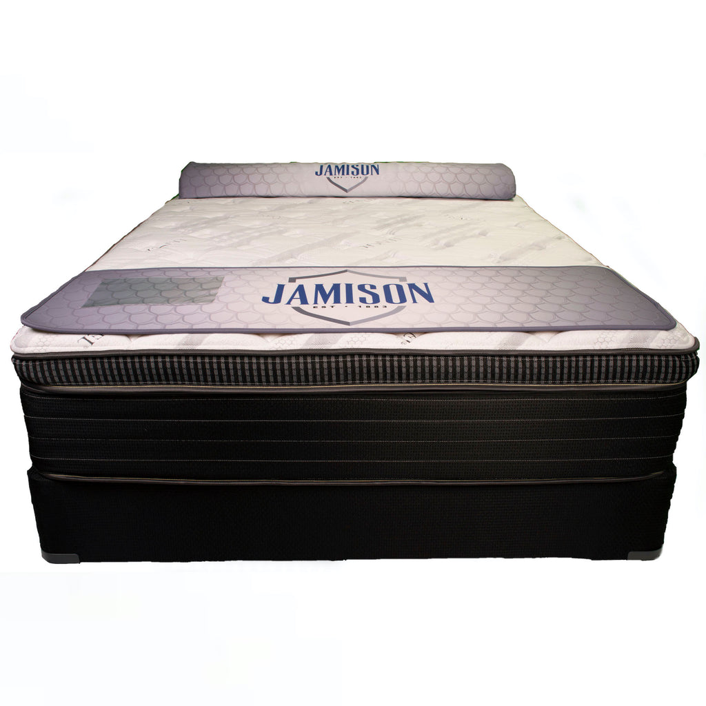 "Inspiration Box Top 14.5"" Queen Mattress by Jamison"