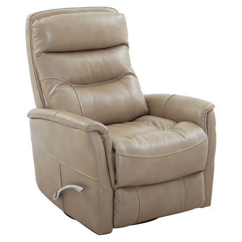 Gemini Linen Swivel Glider Recliner by Parker House