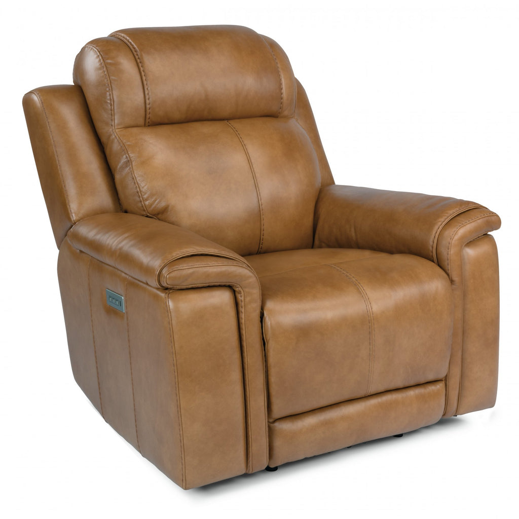 Kingsley Power Recliner with Power Headrests by Flexsteel