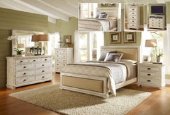 Willow Queen Upholstered Bed by Progressive