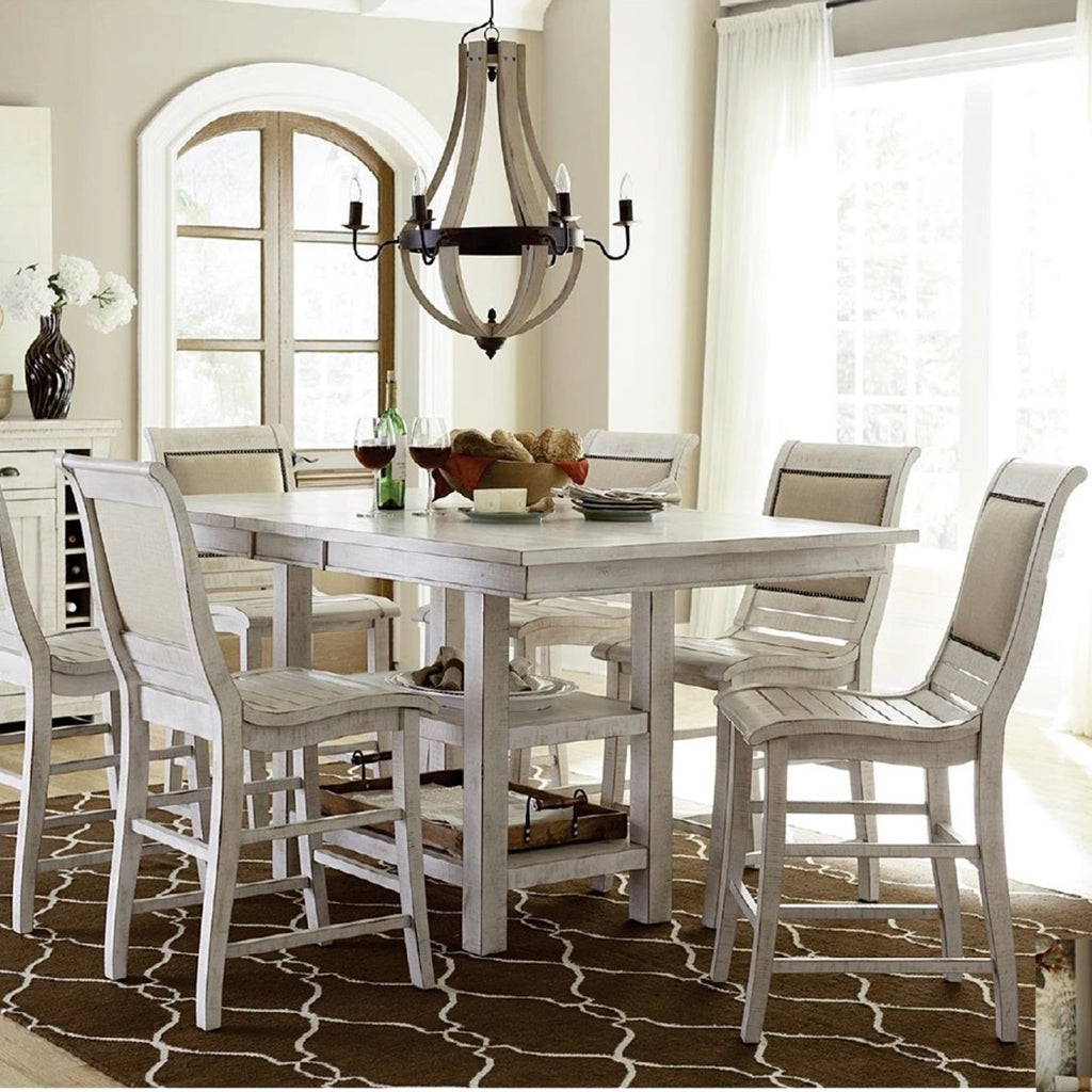 Willow High Top 5-Piece Dining Set by Progressive
