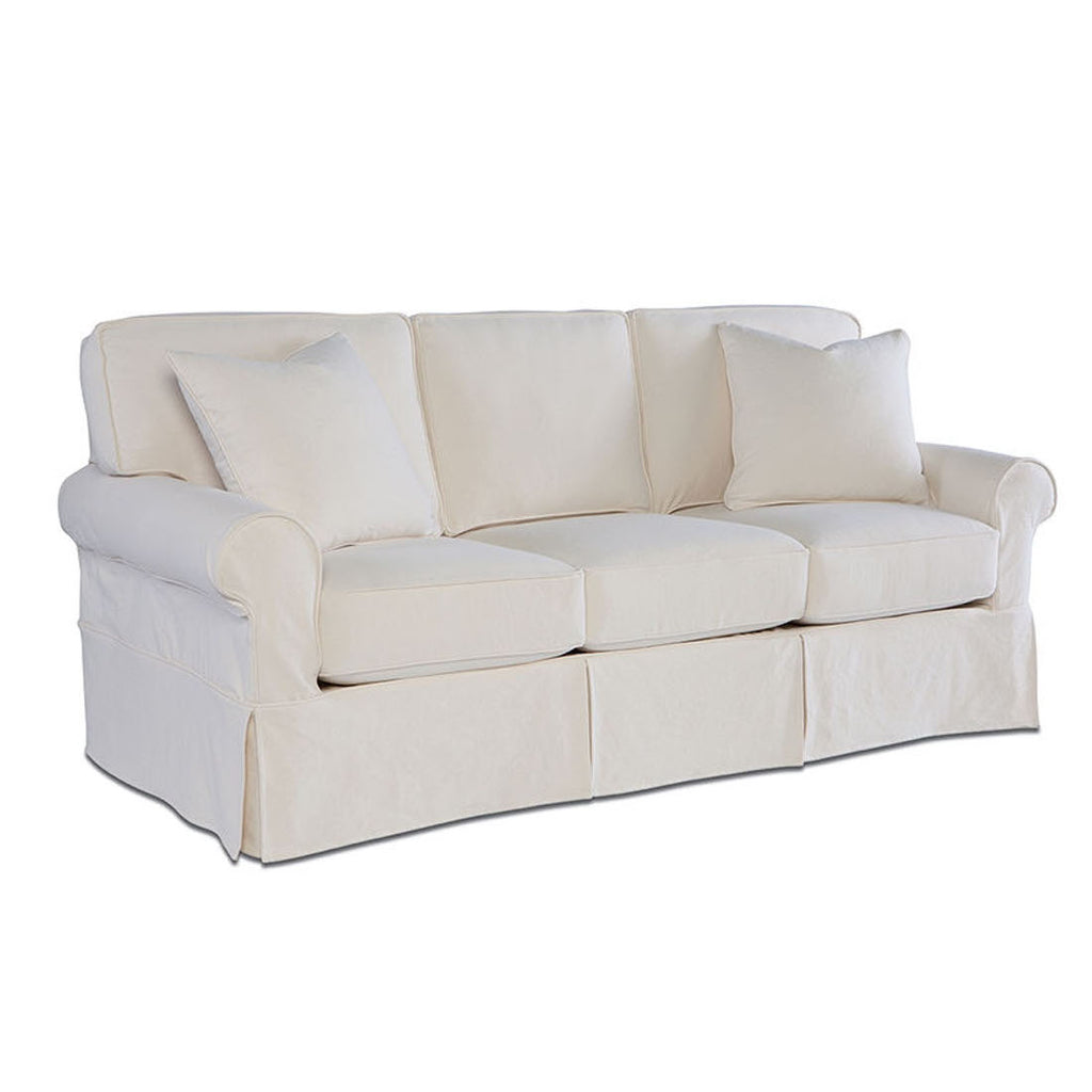 Nantucket 3-Seat Slipcover Sofa by Rowe