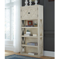 "Bolanburg 75"" Home Office Bookcase by Signature Design by Ashley"