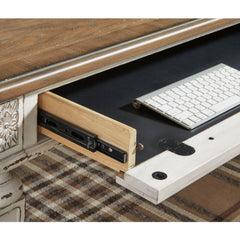 "Realyn 60"" Home Office Desk by Signature Design by Ashley"