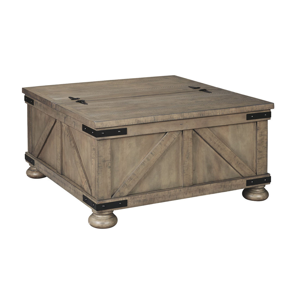 Aldwin Coffee Table with Lift Top by Signature Design by Ashley