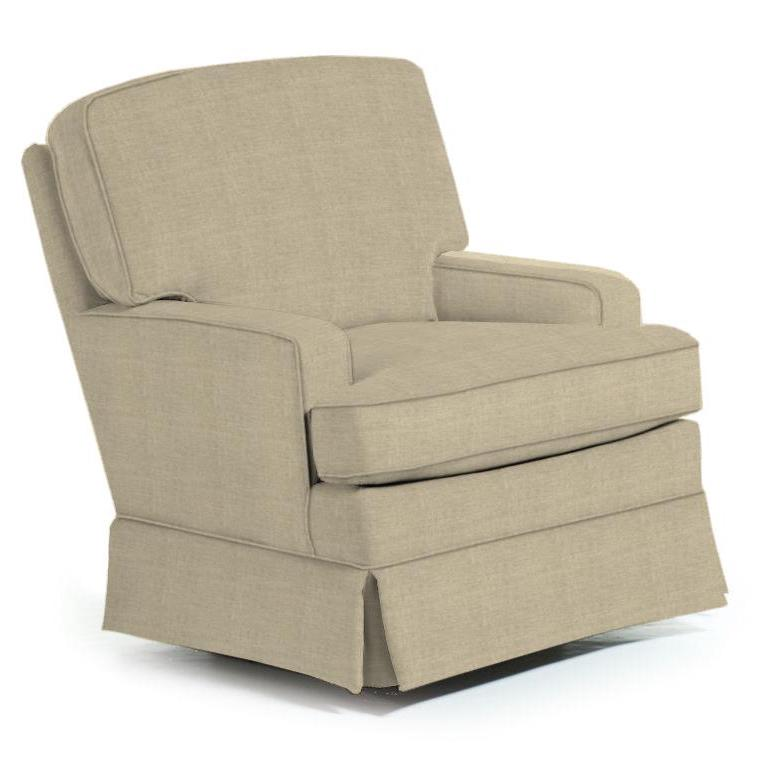 Rena Swivel Glider by Best Home Furnishings
