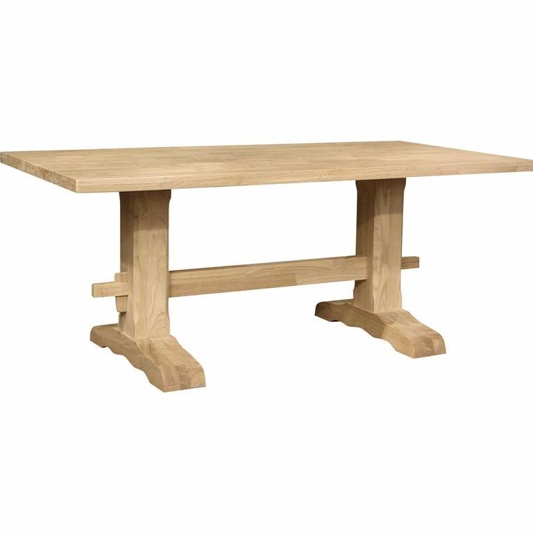 Trestle Dining Table by John Thomas Furniture