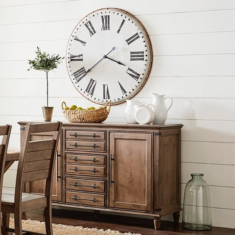 Farmhouse Chic Server by John Thomas Furniture
