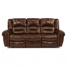 Town Leather Reclining Sofa by Flexsteel