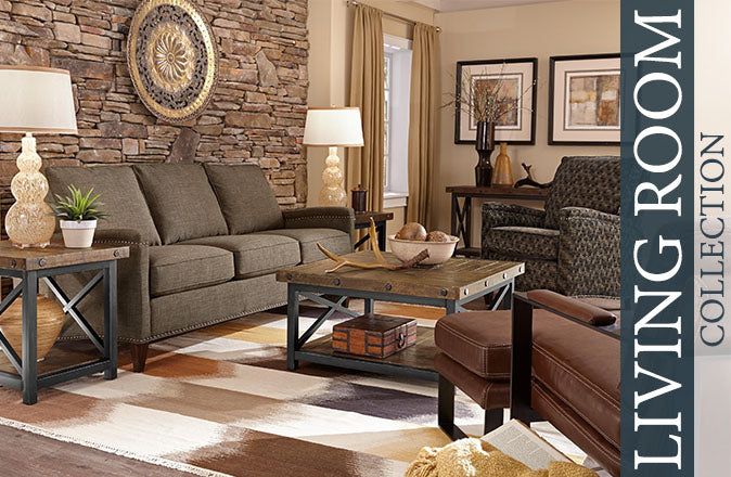Browse Living Room Collection