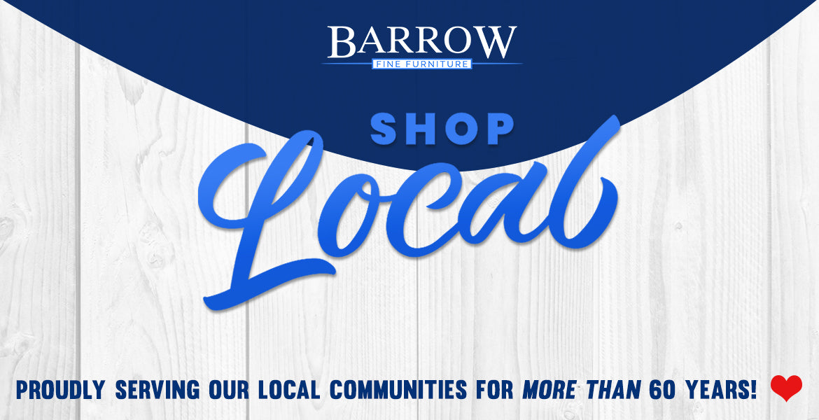Shop Local - at Barrow!