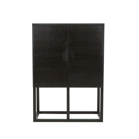 benjamin bar cabinet black