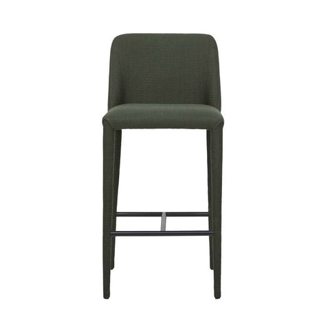 rosie barstool military green