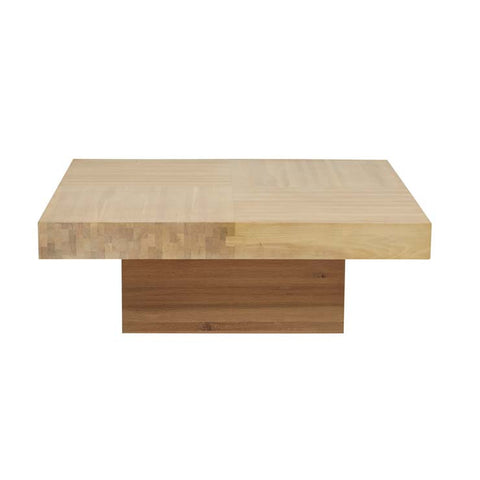 bruno coffee table natural oak