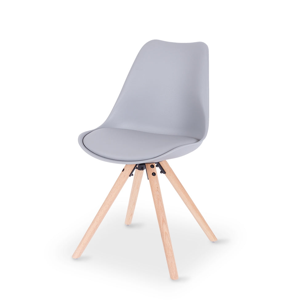 pero grey dining chair