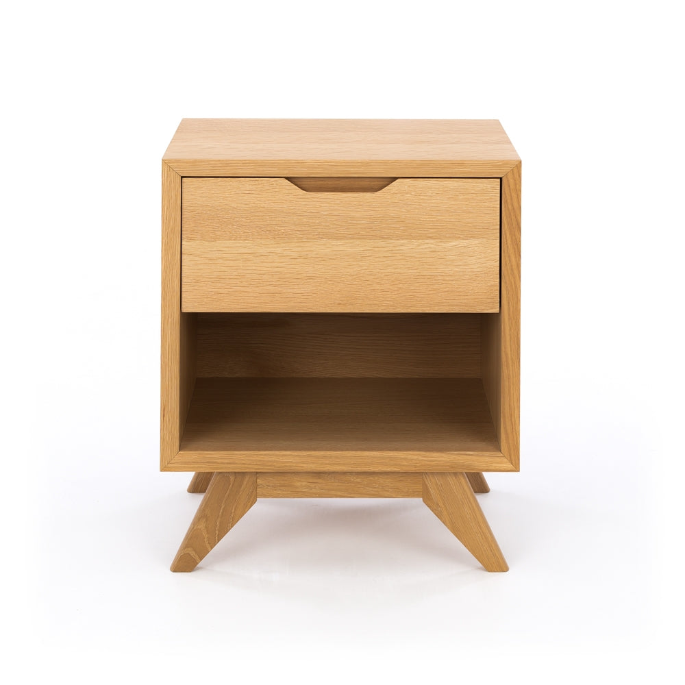 norway one drawer bedside