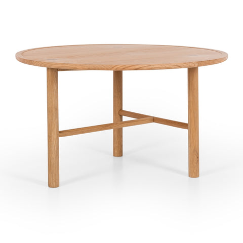 contempo coffee table natural