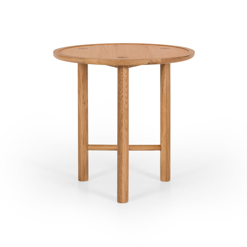 contempo side table natural