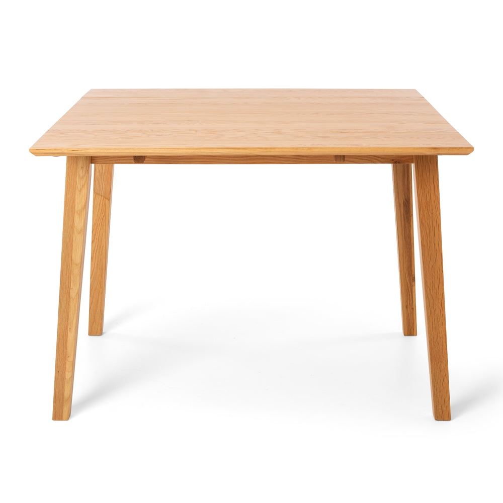 sweden square drop leaf dining table