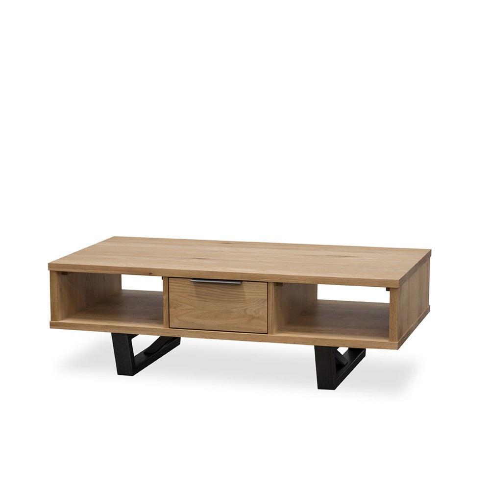 new yorker oak coffee table