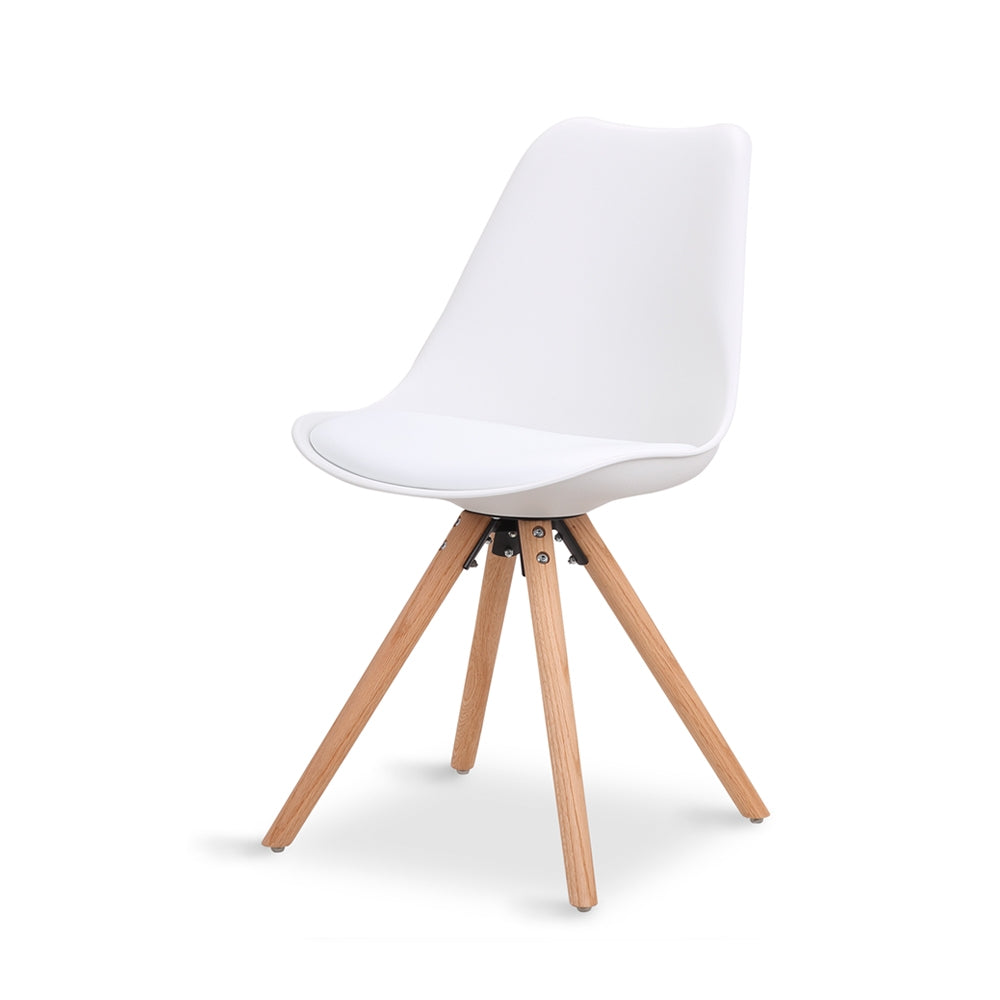 pero white dining chair