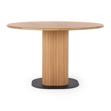 curves dining table