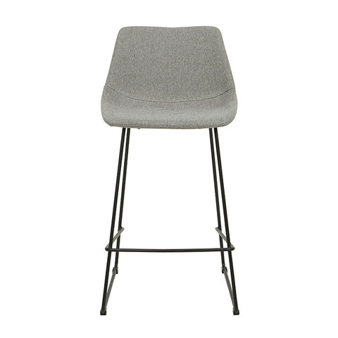 arnold barstool with black legs