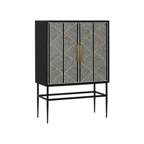 zahra tribe storage unit black